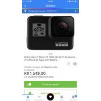 [APP] GoPro Hero 7 Black V2 12MP 4K Wi-Fi Bluetooth - 2?