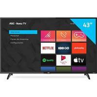 """[PRIME] Smart TV LED 43"""" Full HD AOC ROKU TV FH"""