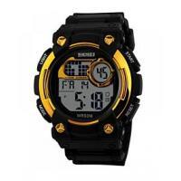 Relógio Masculino 5ATM Skmei - Preto