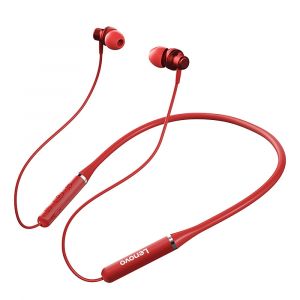 Fone de ouvido Lenovo Bluetooth HE05 com IPX5