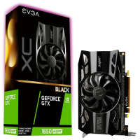 Placa de Vídeo EVGA GeForce GTX 1650 Super XC 4GB GDDR6