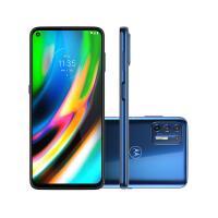 Smartphone Motorola Moto G9 Plus 128GB Azul Índigo 4G Te