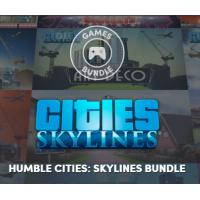 Jogo Cities: Skylines Bundle - PC Steam