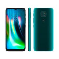 verde - Smartphone Motorola Moto G9 Play 64GB Verde - T