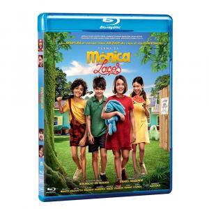 Blu-Ray Turma da Mônica - Laços
