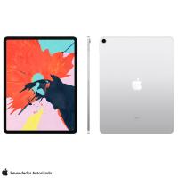 iPad Pro 3° Geração Prata com Tela de 12,9? Wi-Fi, 64GB