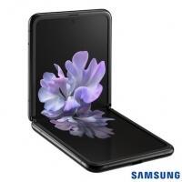 Samsung Galaxy Z Flip Preto, com Tela de 6,7?, 4G, 256GB