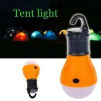 [Novo Usuário] Mini lanterna portátil de emergência/Camp