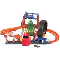 Brinquedo Pista Hot Wheels - City - Ataque do Gorila -