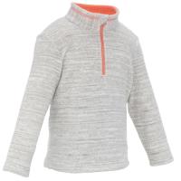 Blusa Infantil de Fleece para Trilha Hike 100