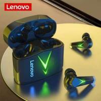 Lenovo lp6 tws fones de ouvido para jogos sem fio blueto