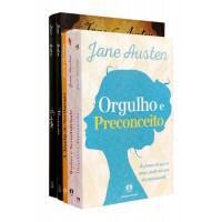 Kit 5 Livros - Jane Austen