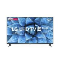 "Smart TV 50"" LG 50UN7310 UHD 4K ThinQ Ai"
