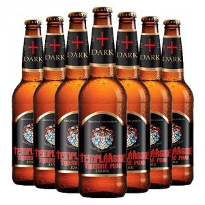 Kit de Cervejas Templárské Dark Lager - 7 Unidades