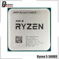 Processador AMD Ryzen 5 5600X 3.7Ghz (4.6Ghz Turbo) 35M