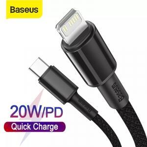 Cabo PD 20w USB C Baseus 1M