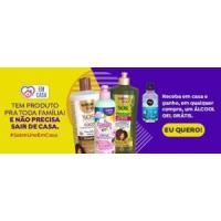Gnhe Álcool Gel 70% 300ml grátis em qualquer compra na L