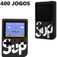 Video Game Portátil Mini Game Sup Game Box Plus 400 Jogo