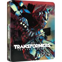 Blu-ray Steelbook Transformers: O Último Cavaleiro