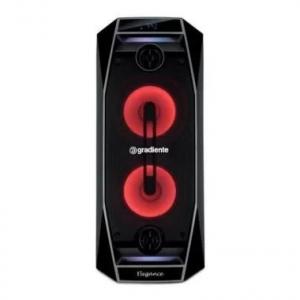 Caixa de Som Gradiente Bluetooth GCA102 Preto
