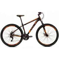 Bicicleta Xks Aro 29 Alumínio Freio A Disco 21v - Preta