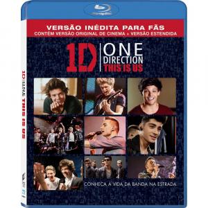 Blu-ray One Direction: This Is Us - Legendado
