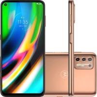 Smartphone Moto G9 Plus 128GB Dual Chip Android 10 Tela