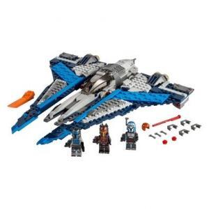 LEGO Star Wars - Starfighter Mandaloriano 544 Peças - 7