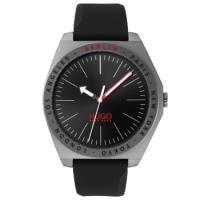 Relógio Hugo Boss Masculino Borracha Preto - 1530104