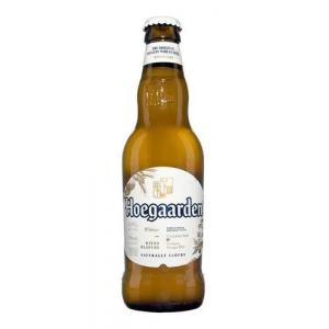 40 Unidades de Cerveja Belga Hoegaarden Witbier Garrafa