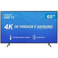 Smart TV 4K LED 65? Samsung UN65RU7100 - Wi-Fi Bluetooth