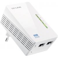 Extensor Alcance Wifi Tp-link Powerline Tl-wpa4220 300mb