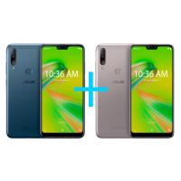 Zenfone Max Shot 3GB/64GB (32GB+32GB) Azul + Zenfone Max