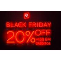 LivUp Black Friday! 20% off + 15% em créditos!!!!