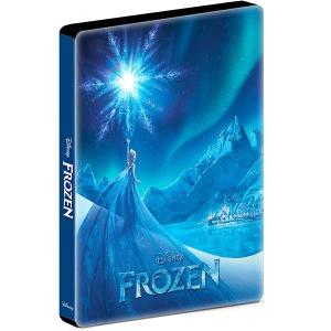 Blu-ray Frozen: Uma Aventura Congelante Steelbook