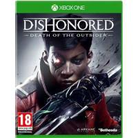 Dishonored: Death of The Outsider - Xbox One (mídia físi