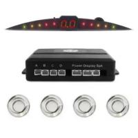 Sensor de Estacionamento Branco 4 Sensores*