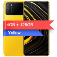 Smartphone Xiaomi POCO M3 4GB 128GB - Versão Global Int