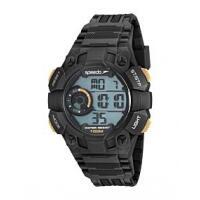 Relógio Masculino 10ATM Speedo - Preto