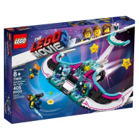 LEGO Movie - Wyld-Mayhem Star Fighter - 70849
