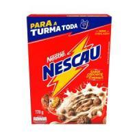 Cereal Matinal Nescau NESTLÉ Caixa 770g
