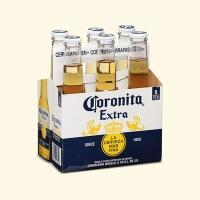 Cerveja Coronita Extra Lager 210Ml (6 Unidades)