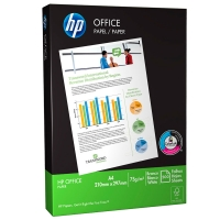 Papel Sulfite 75g 210x297 A4 HP Office IpaperPT 500 FL