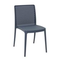 Cadeira Tramontina 92150030 Isabelle Polipropileno e Fib