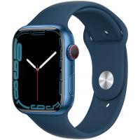 Apple Watch Series 7 GPS + Cellular 41mm Caixa Azul de A
