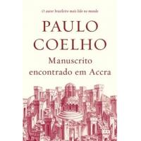 Livro Manuscrito Encontrado em Accra - Paulo Coelho