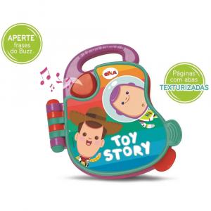 Meu Livrinho Sonoro Disney Toy Story Baby - Elka