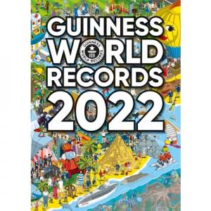 LIvro Guinness World Records (Capa Dura) - HarperCollin