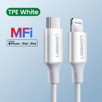Cabo USB Tipo C Ugreen MFi 0.25m
