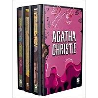 Coleção Livros Agatha Christie - Caixa 7